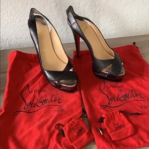 Christian Louboutin women shoes